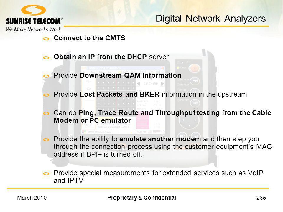 Digital Network Analyzers