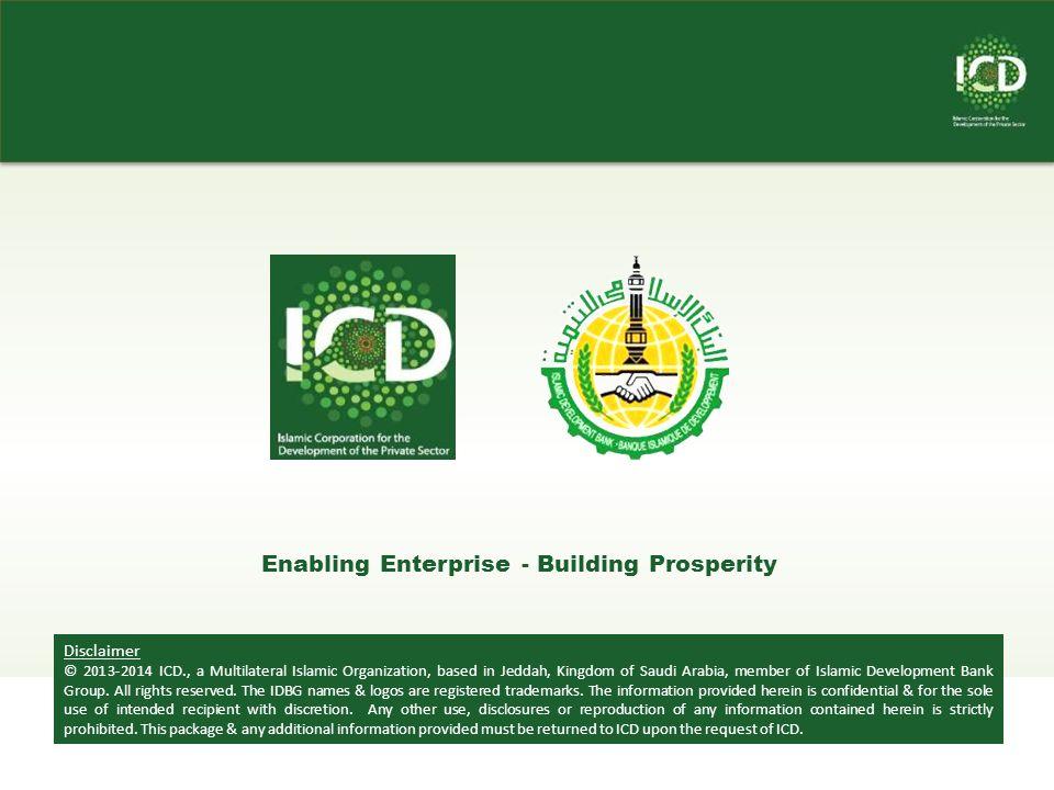Enabling Enterprise - Building Prosperity
