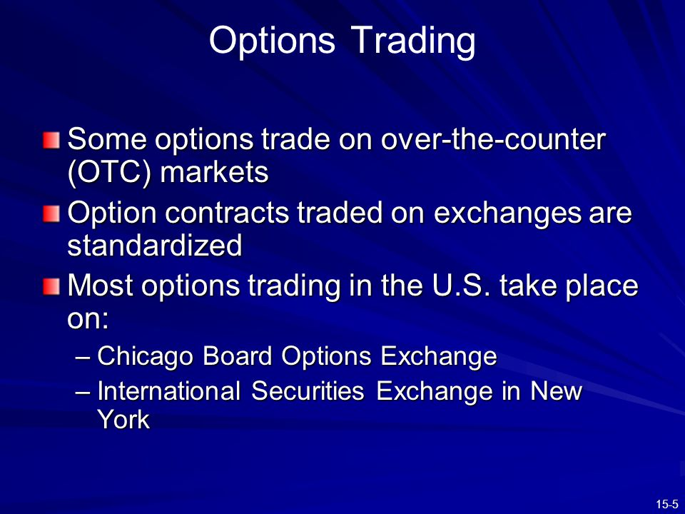 Options trading classes new york