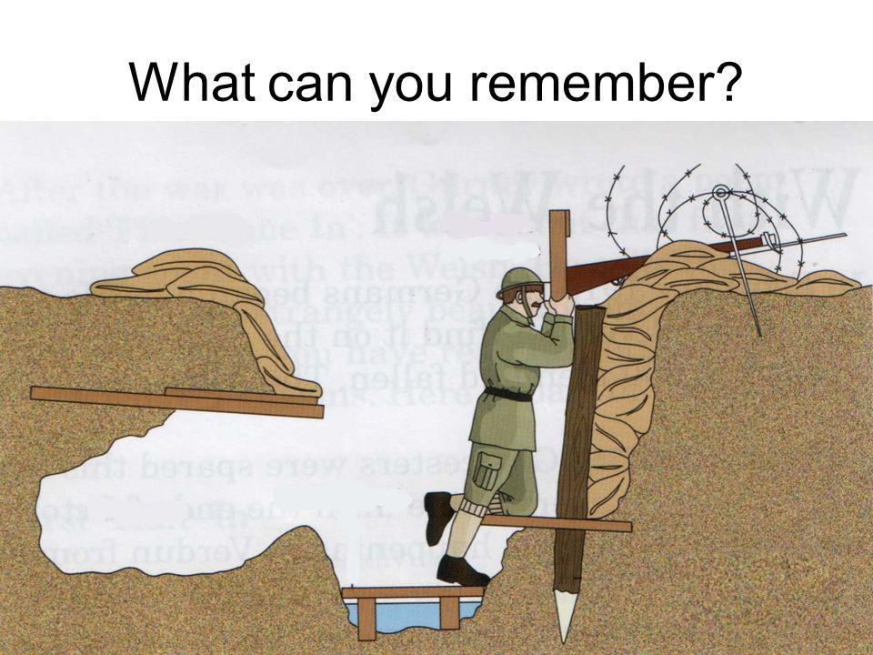 What can you remember 14