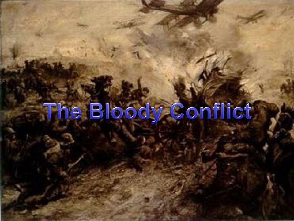 The Bloody Conflict 9