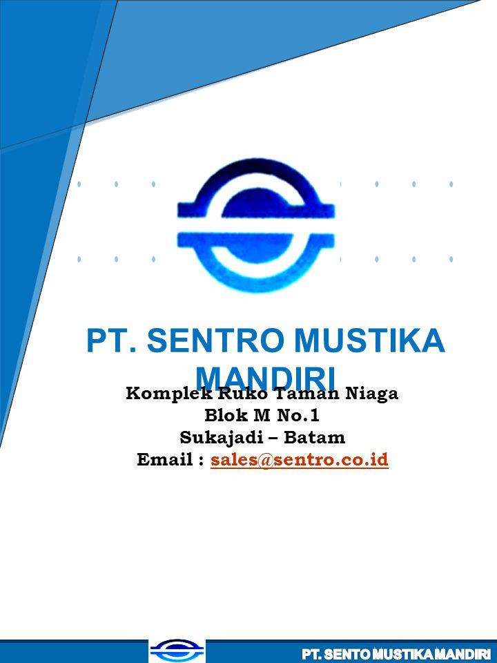 PT. SENTRO MUSTIKA MANDIRI