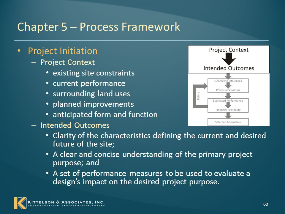 Chapter 5 – Process Framework