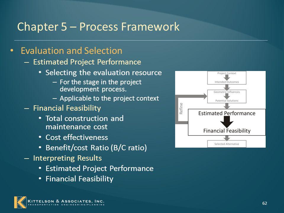 Chapter 5 – Process Framework