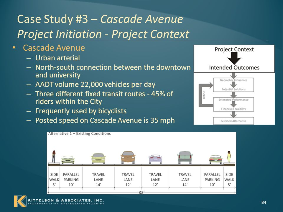 Case Study #3 – Cascade Avenue Project Initiation - Project Context