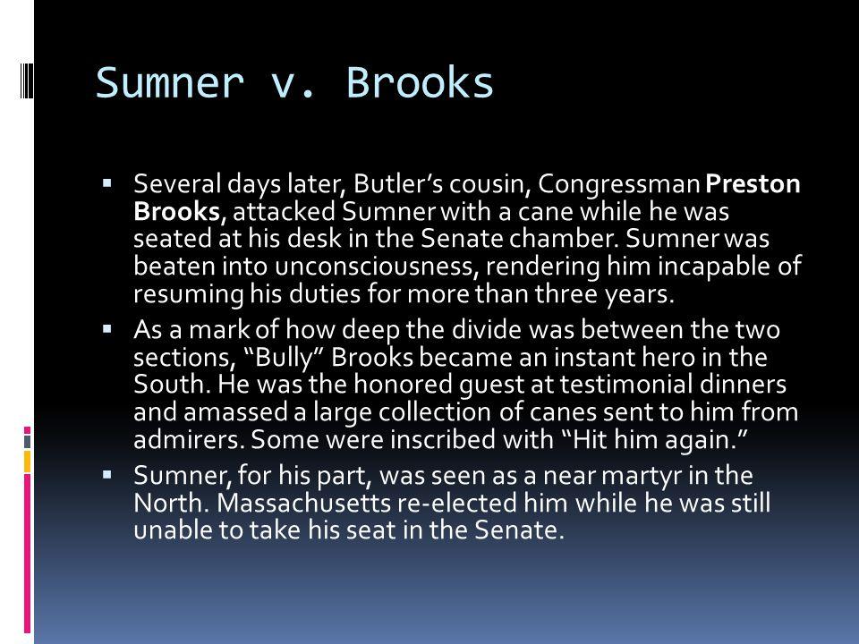 Sumner v. Brooks