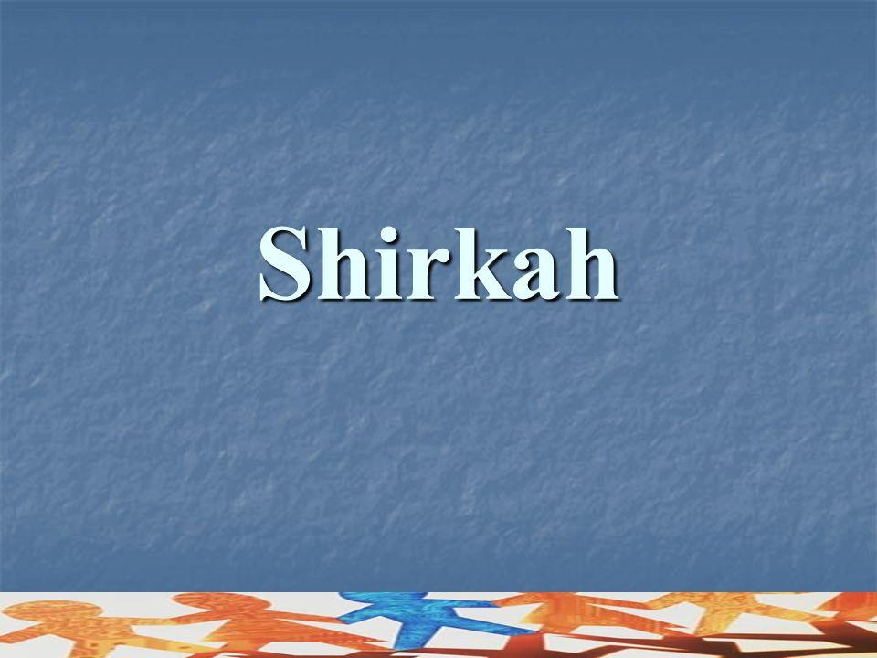Shirkah