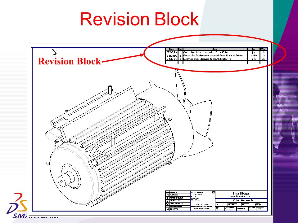 Revision Block Revision Block