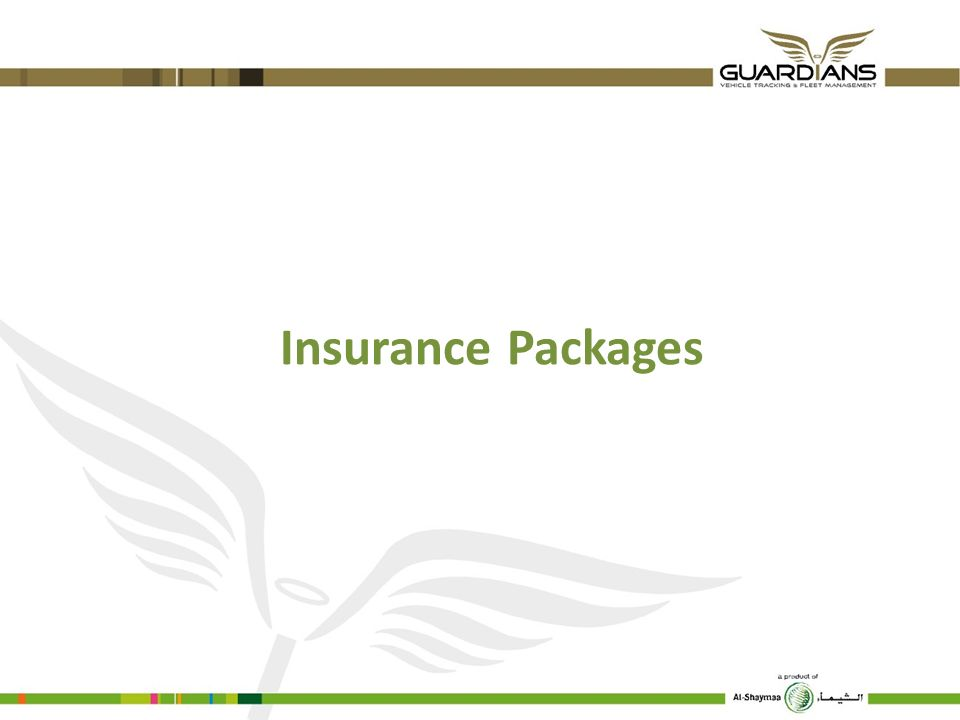 Insurance Packages