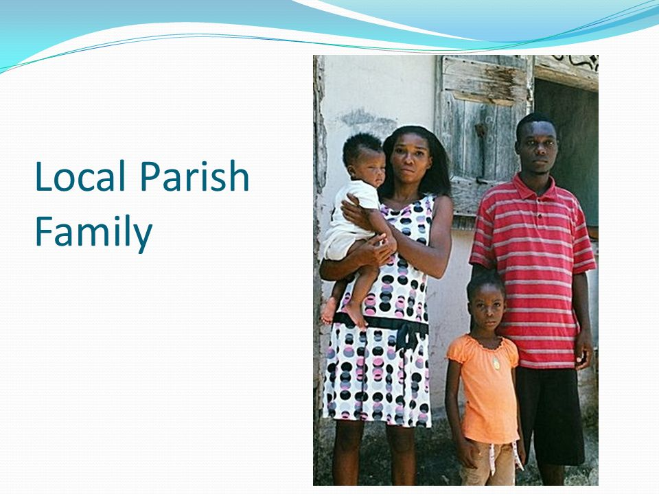 Local Parish Family