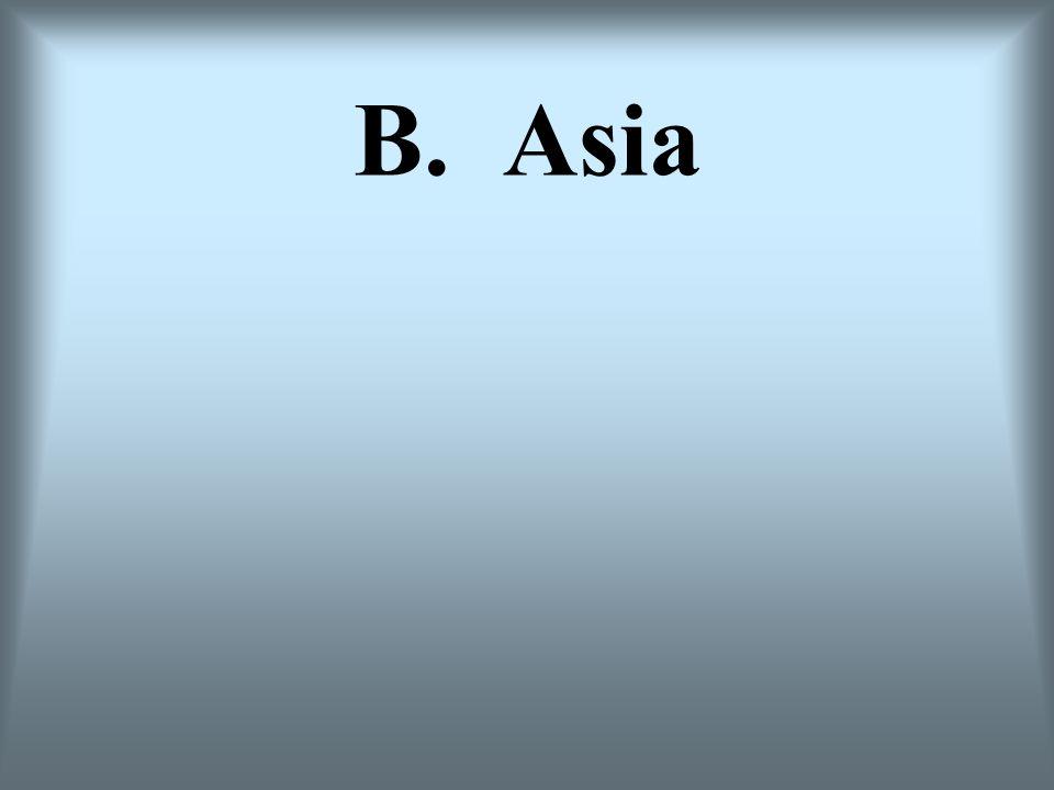 B. Asia
