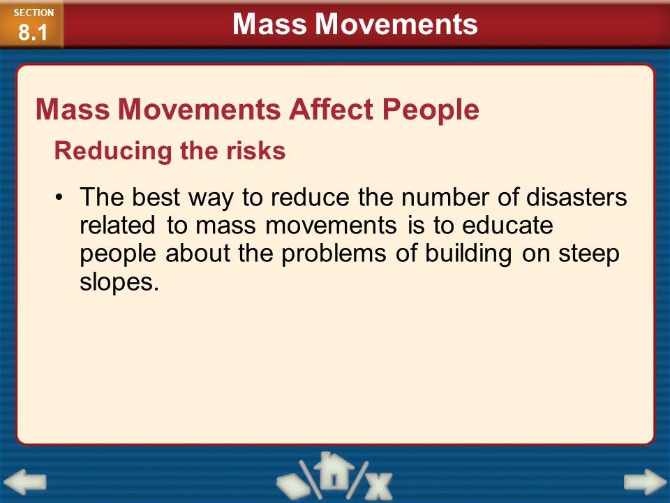 Mass Movements Affect People