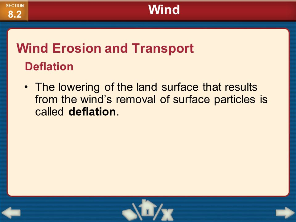 Wind Erosion and Transport