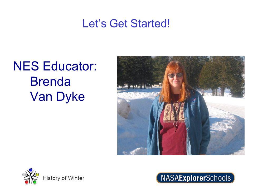 NES Educator: Brenda Van Dyke
