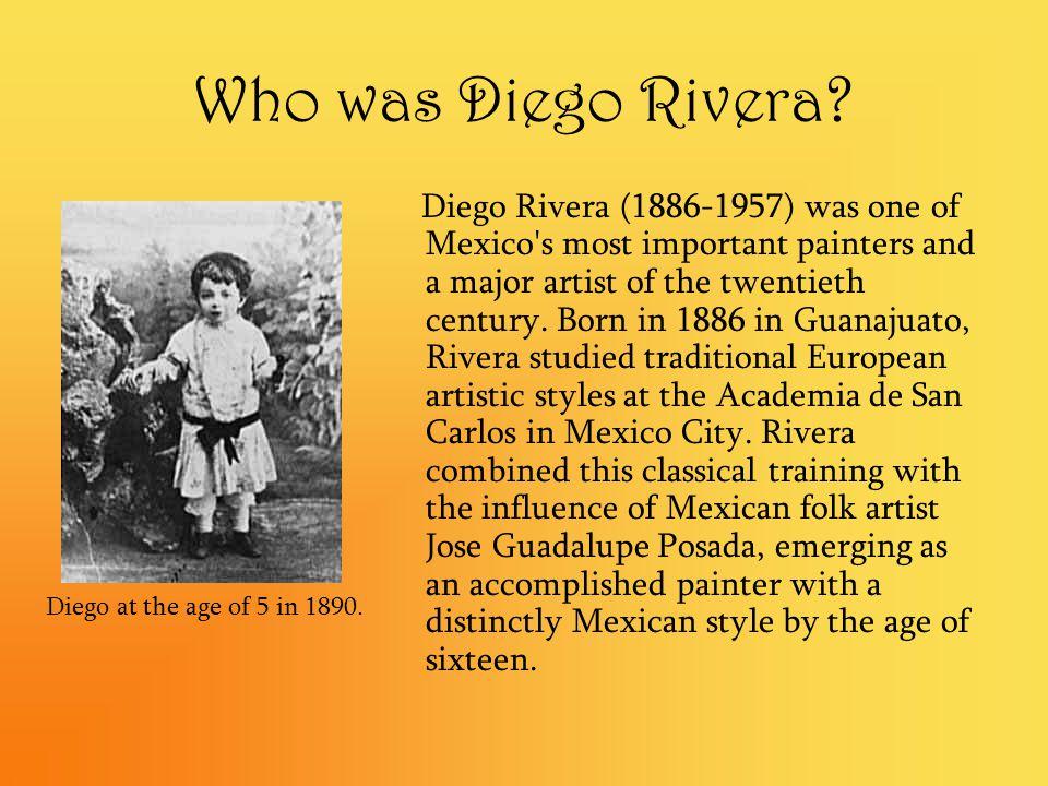 Who was Diego Rivera