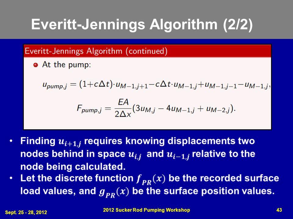 Everitt-Jennings Algorithm (2/2)