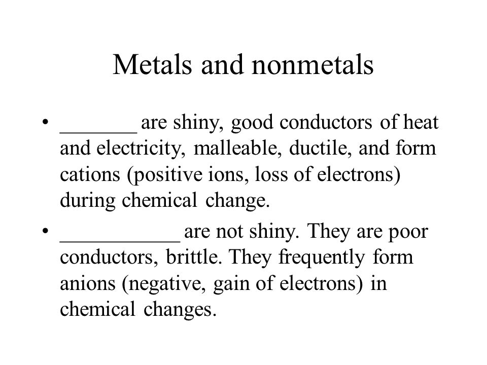 Elements Atoms Ions And The Periodic Table Ppt Video