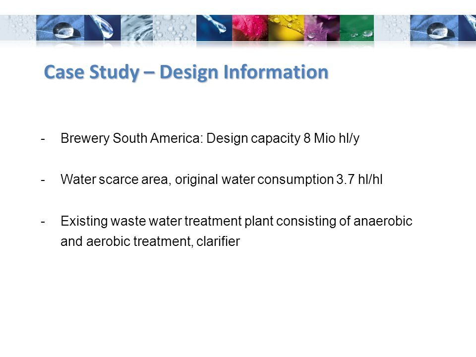 Case Study – Design Information