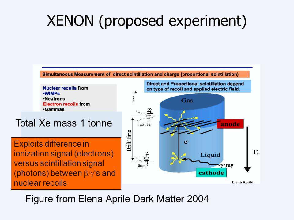XENON (proposed experiment)