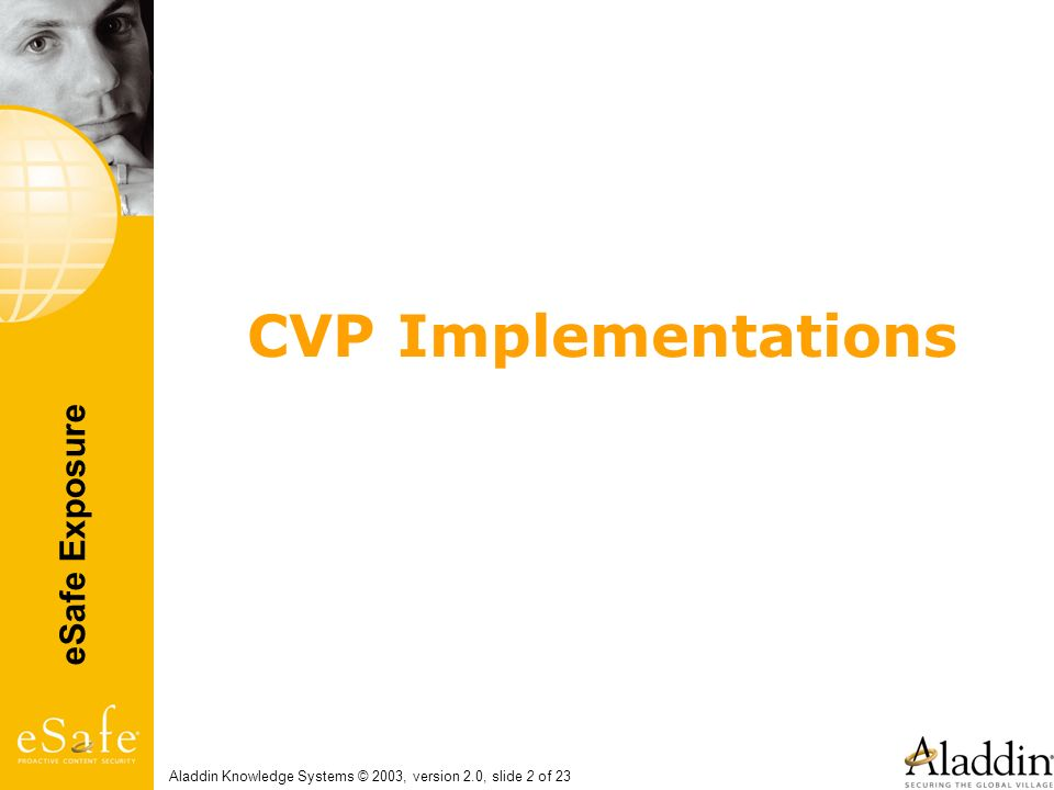 CVP Implementations