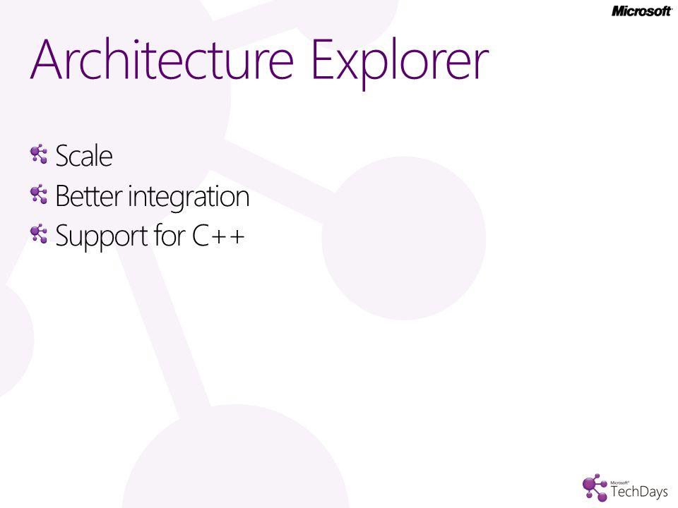 Architecture Explorer