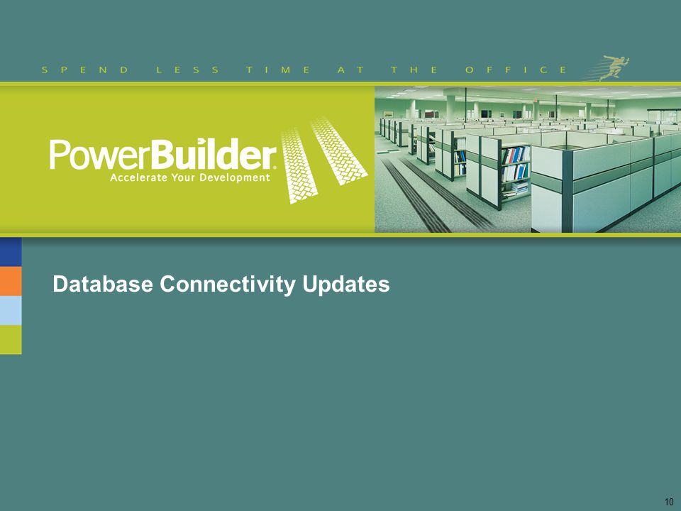Database Connectivity Updates