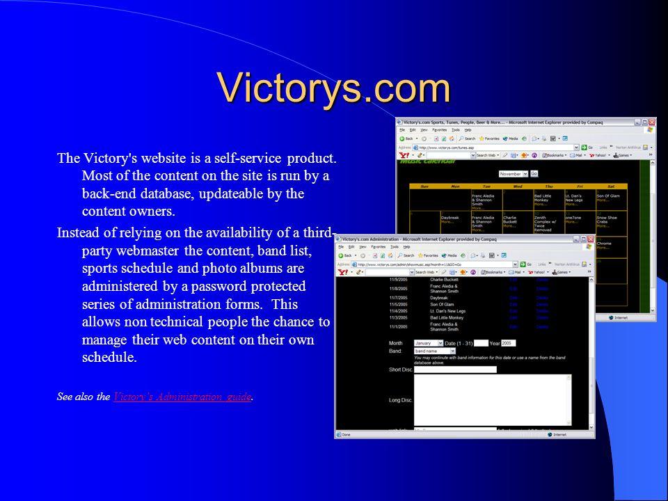 Victorys.com