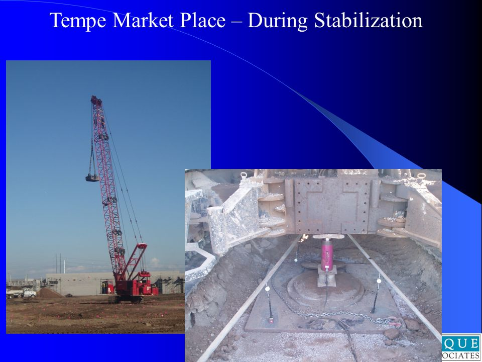 Tempe Market Place – During Stabilization
