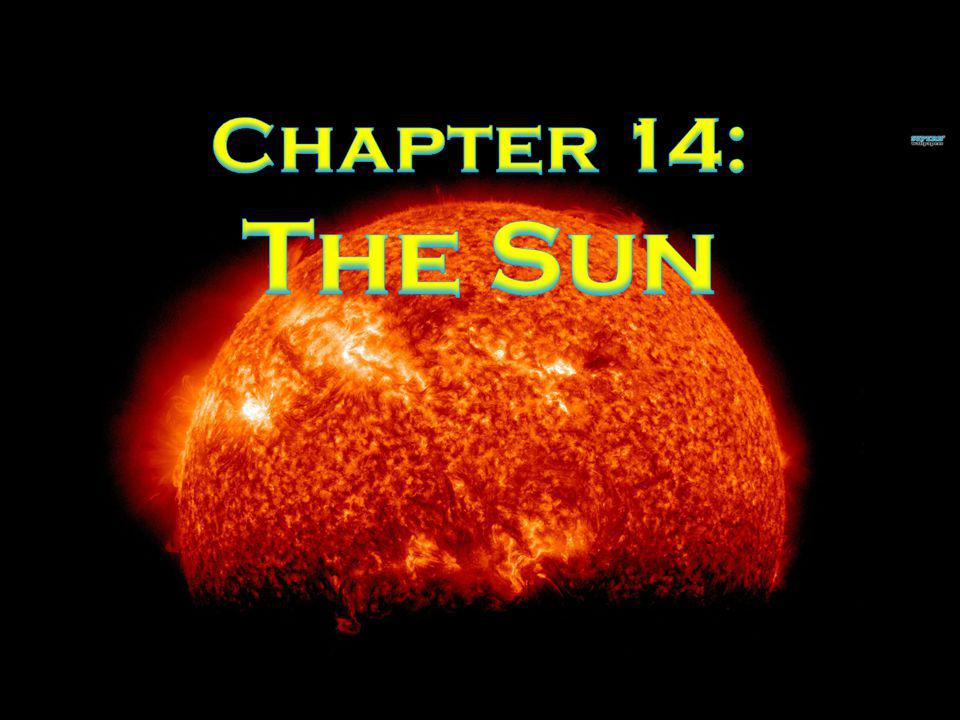 Chapter 14: The Sun