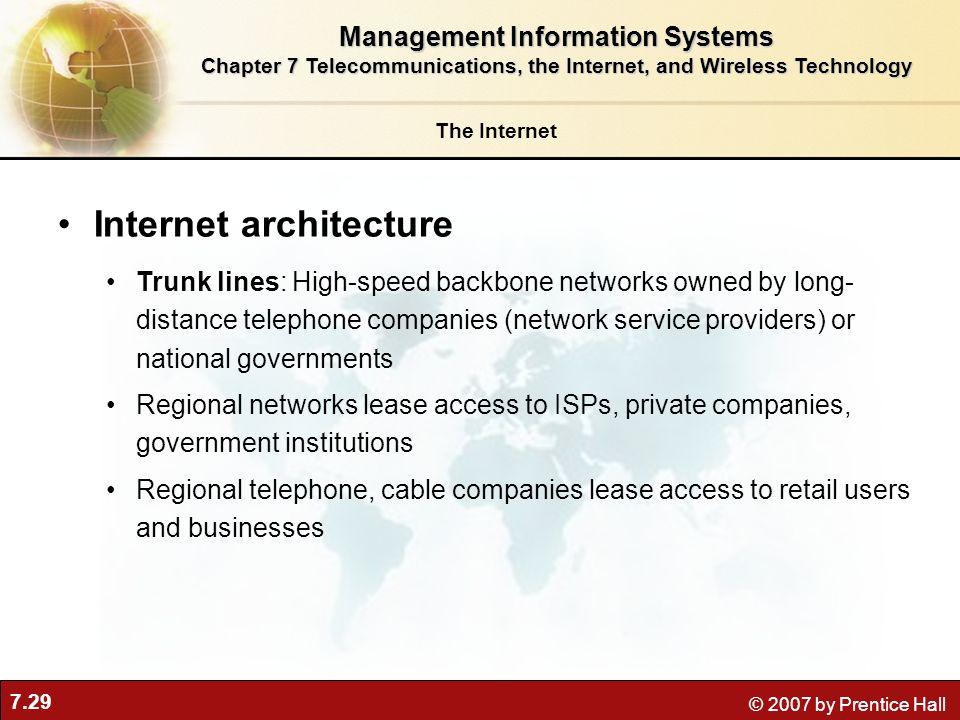 Internet architecture