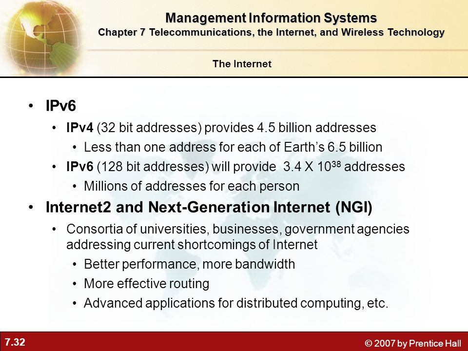Internet2 and Next-Generation Internet (NGI)