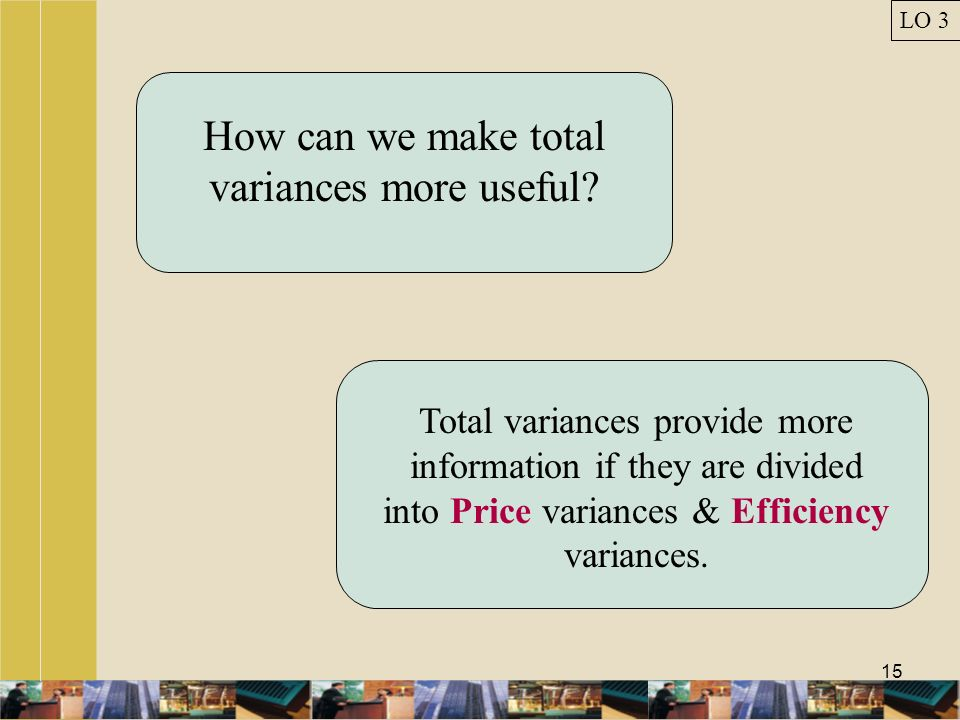 How can we make total variances more useful