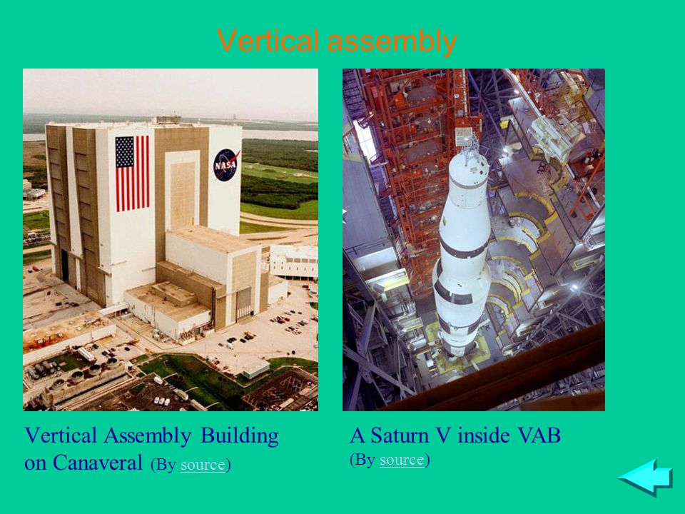 Vertical Assembly Building on Canaveral (By source)