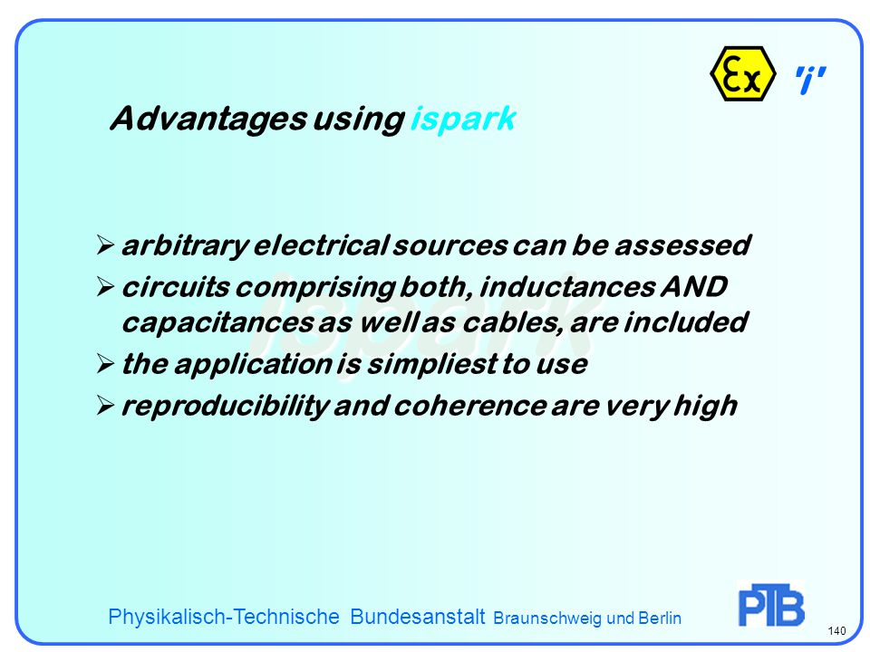 ispark i Advantages using ispark