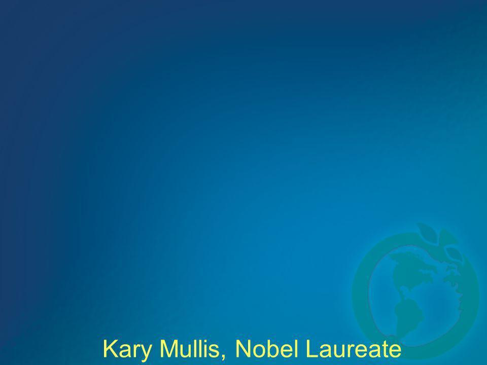 Kary Mullis, Nobel Laureate