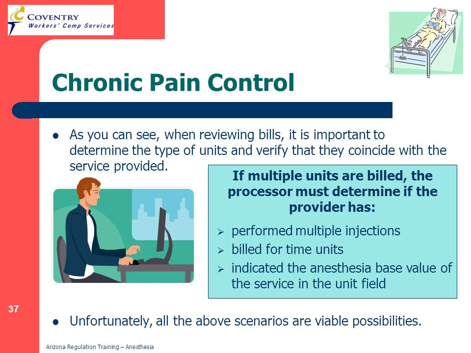 Chronic Pain Control