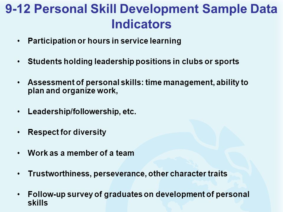 personal skill - Kubre.euforic.co