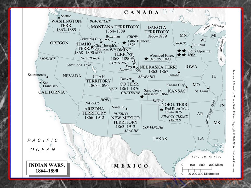 page787.jpg Map: Indian Wars, 1864-1890