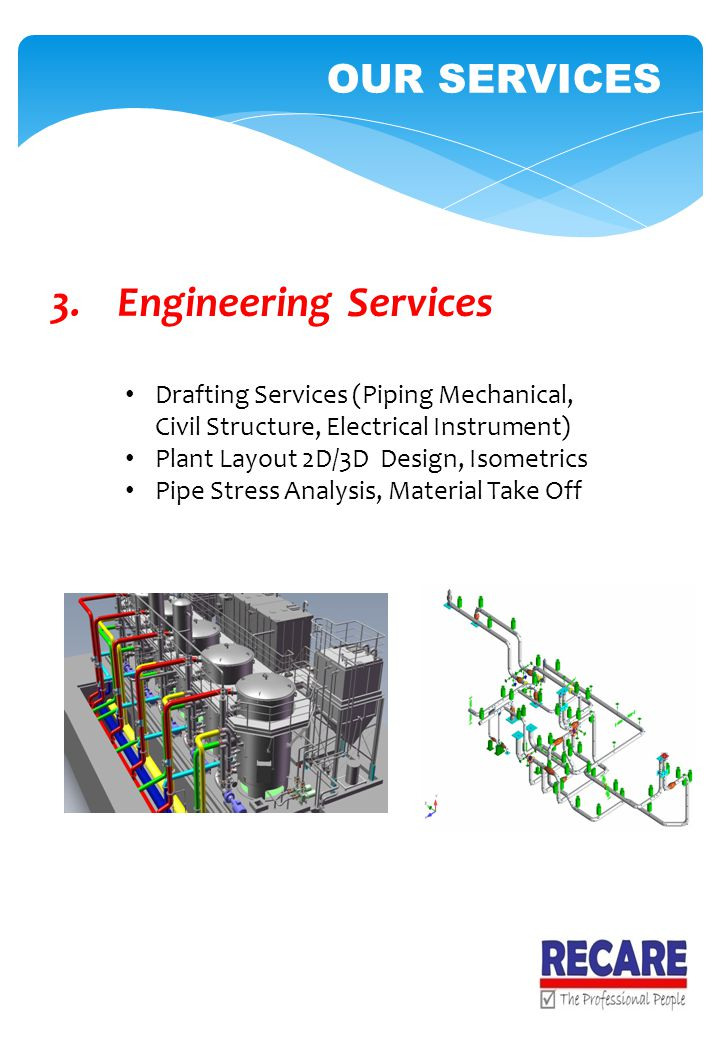 3. Engineering Services OUR SERVICES