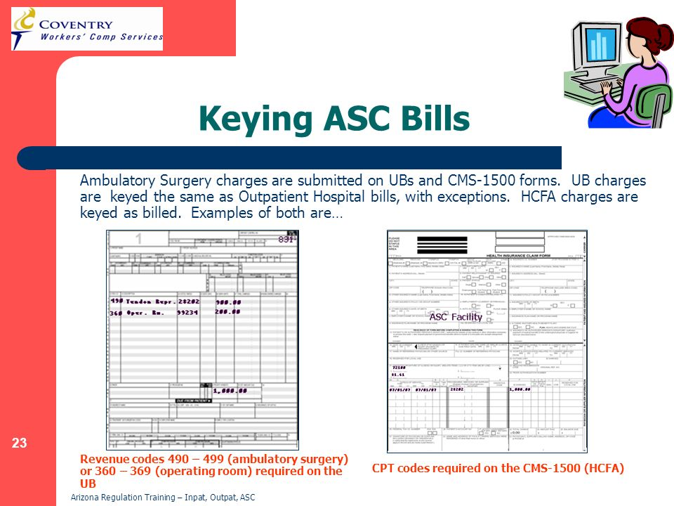Keying ASC Bills