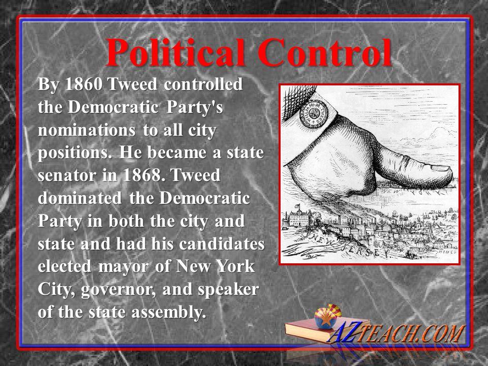 Political Control