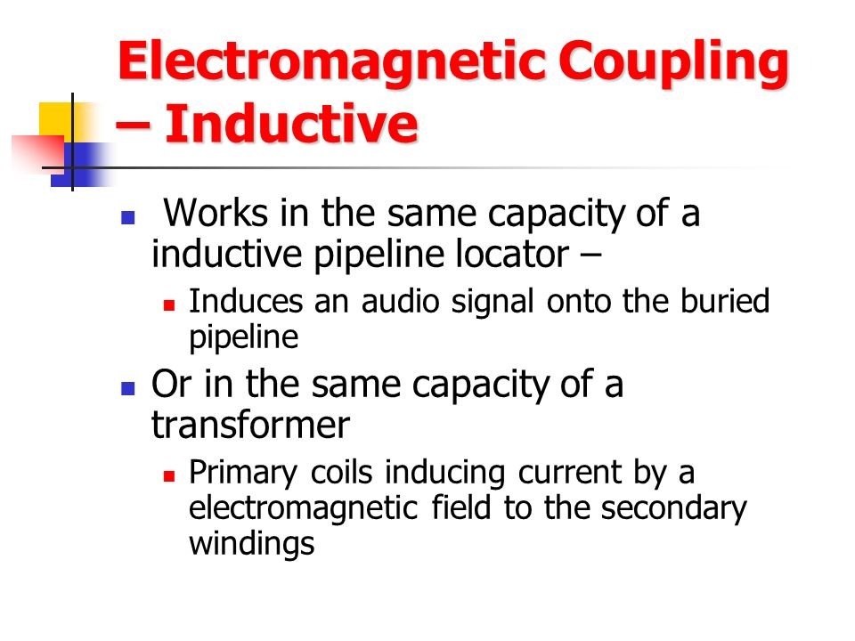 Electromagnetic Coupling – Inductive