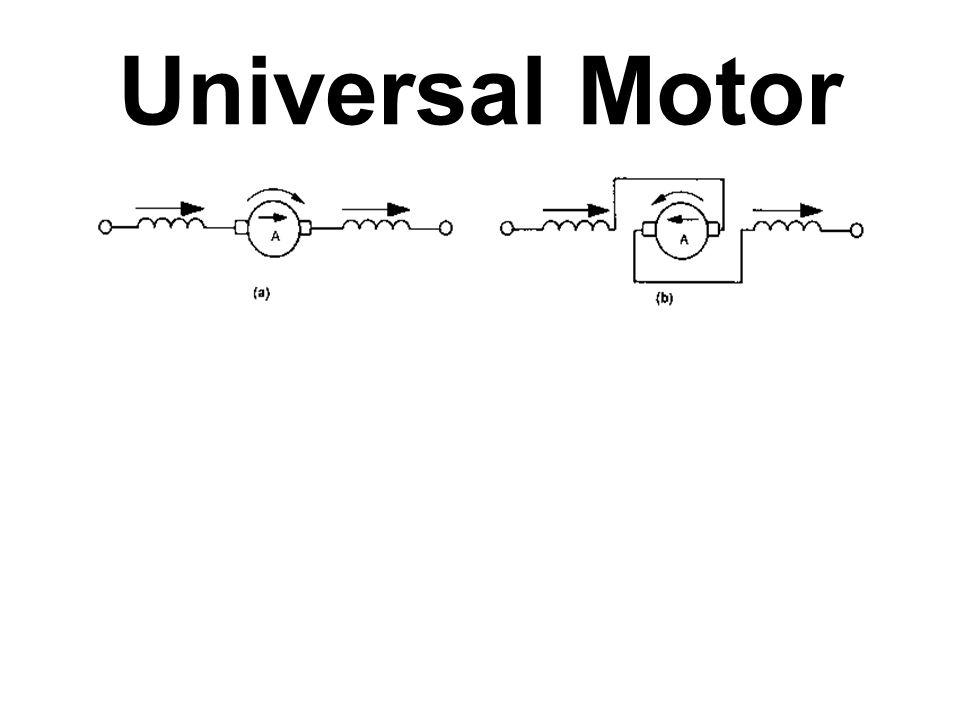 Universal Motor