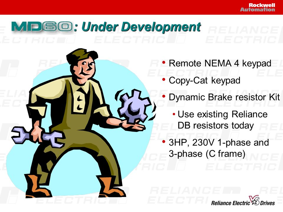 : Under Development Remote NEMA 4 keypad Copy-Cat keypad
