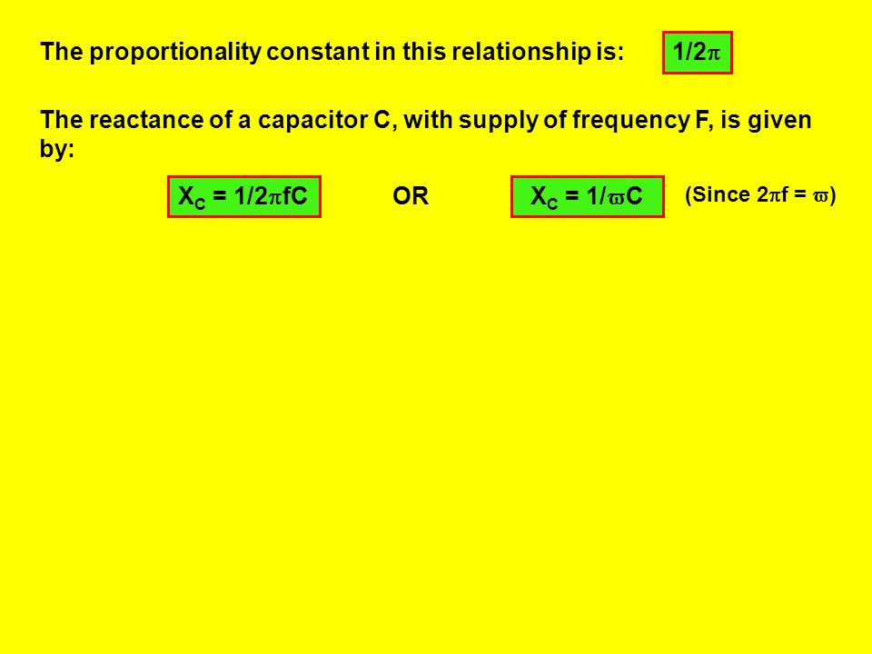The proportionality constant in this relationship is: 1/2