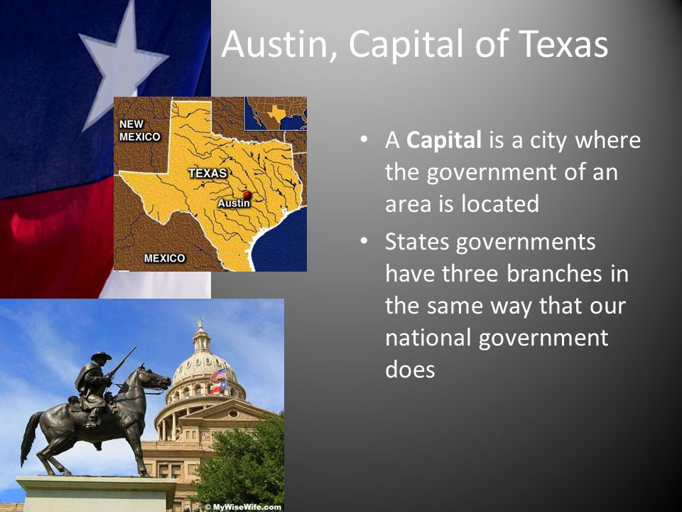 Austin, Capital of Texas