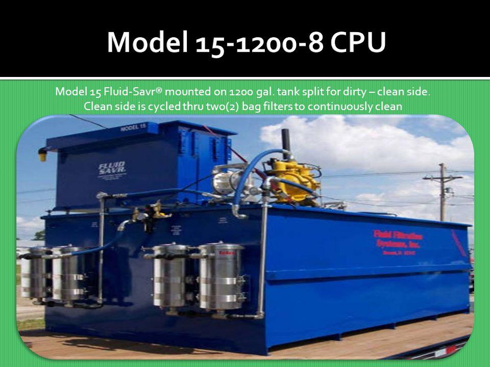 Model 15-1200-8 CPU
