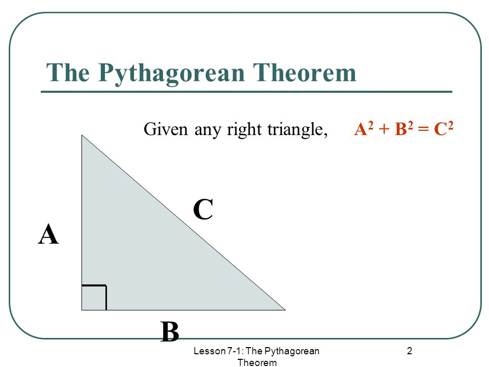 pythagorean theorem essay beyond the pythagorean theorem entails then various levels of analysis regarding possible relations of equivalency for