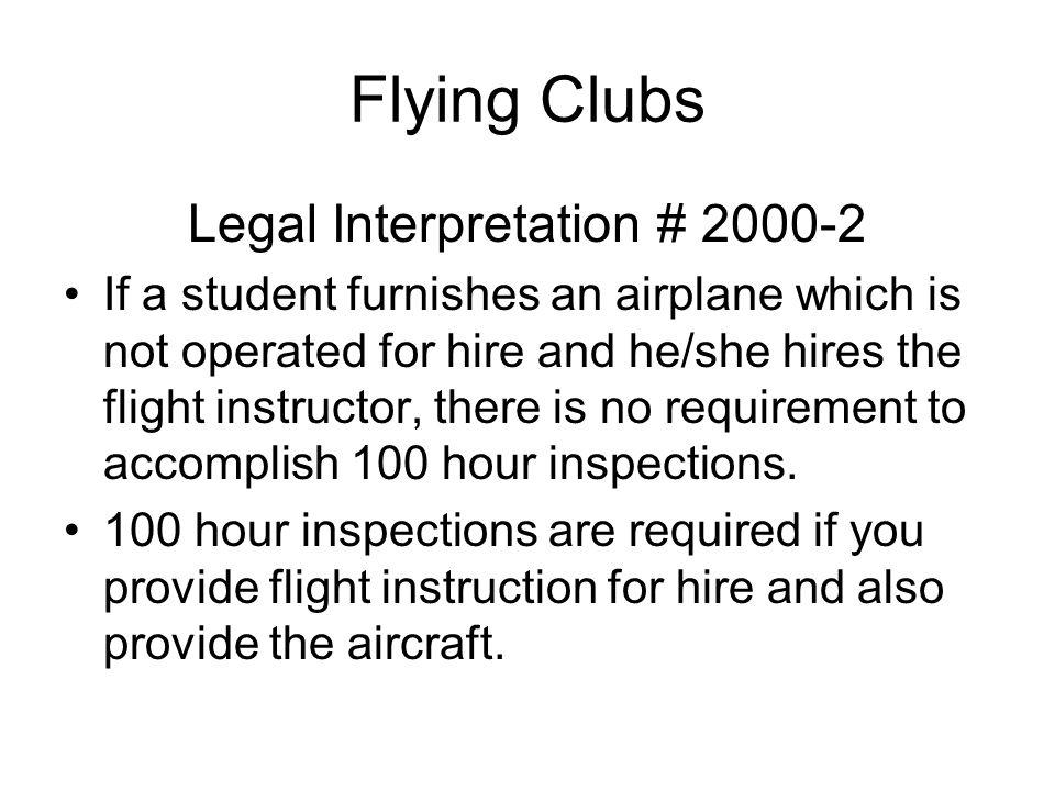 Legal Interpretation # 2000-2