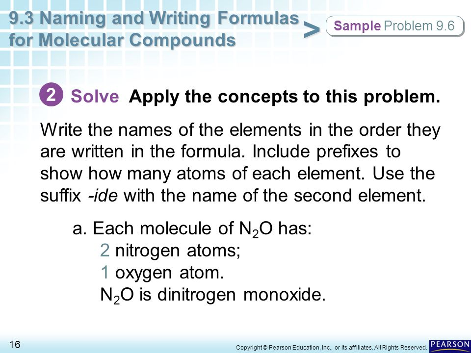 Solve Apply the concepts to this problem.
